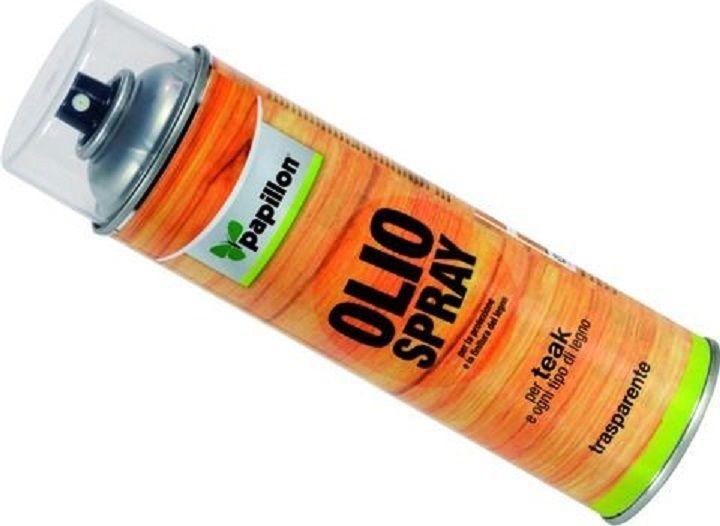 Olio Per Mobili Da Esterno.Olio Spray Protettivo Legno E Mobili Da Giardino Ferramenta Giorgi