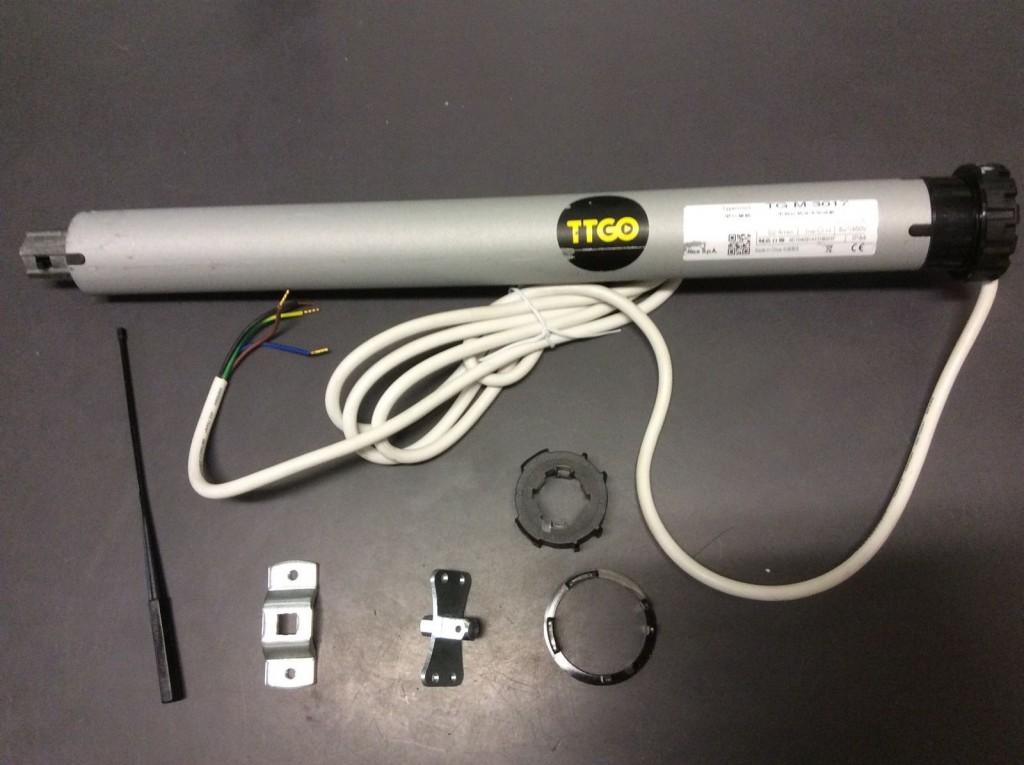 Motorizzare Tende Da Sole.Motore Kit Per Tende Da Sole Con Rullo Diametro 60 Ferramenta Giorgi