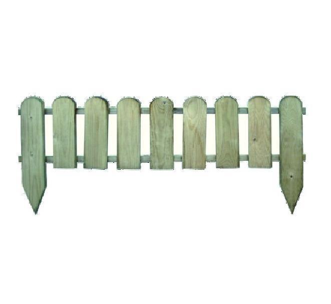 Recinto staccionata steccato inglese in legno ferramenta for Staccionata in inglese